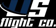 US Flight Co Logo dark blue