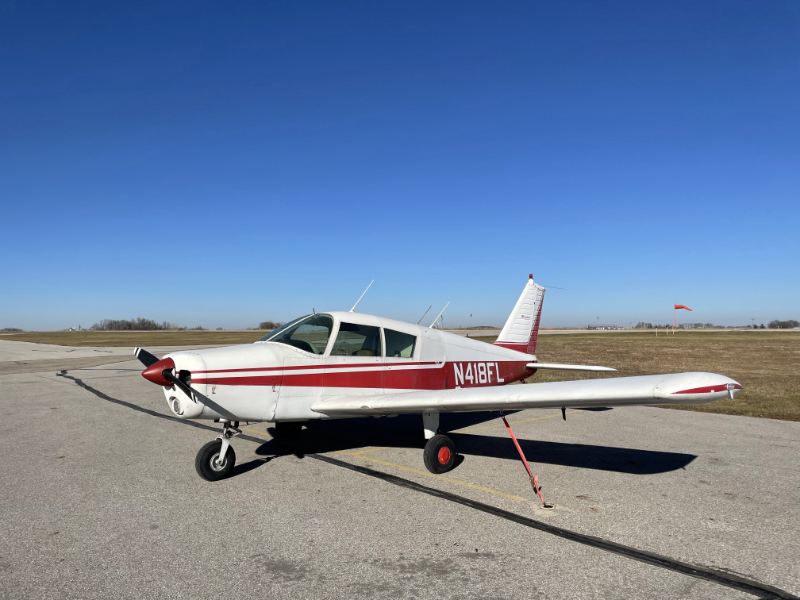 Flight Training PA-28