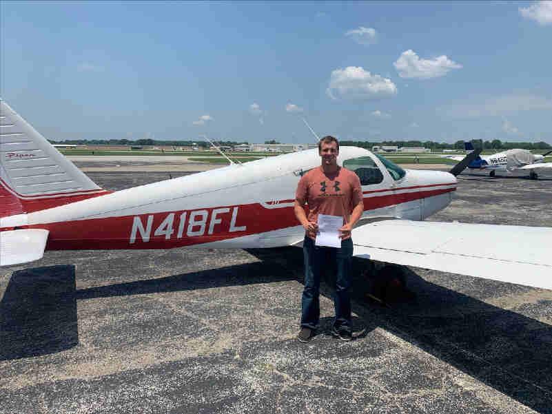 Blake King Private Pilot US Flight Co